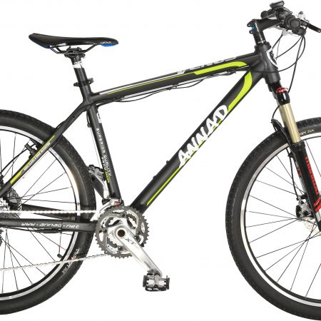 26'' mountain bike-black